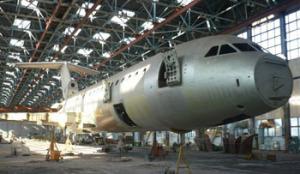 Характеристики авиационной промышленности России