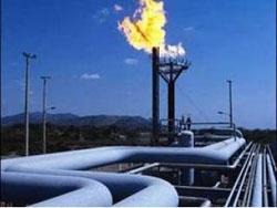 Газовая и нефтяная промышленность России
