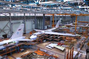 Авиационная и автомобильная промышленность России